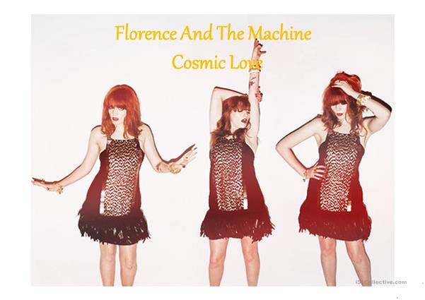 Florence and the Machine - Cosmiclove