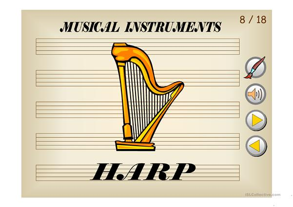 MUSICAL INSTRUMENTS PPT