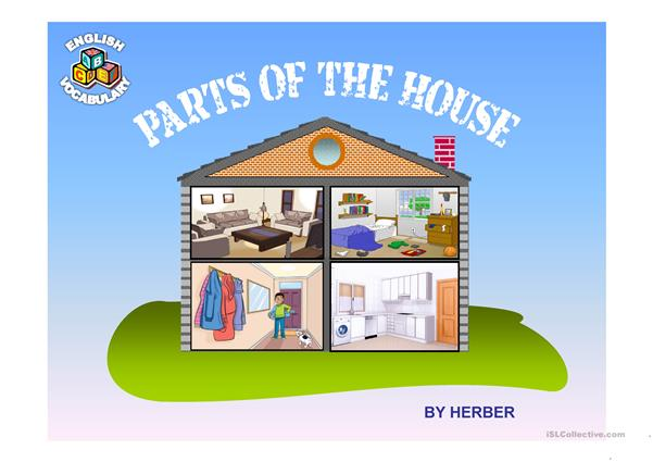 PARTS OF THE HOUSE PPT