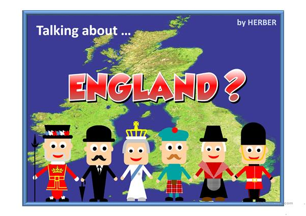 TALKING ABOUT... ENGLAND? PPT