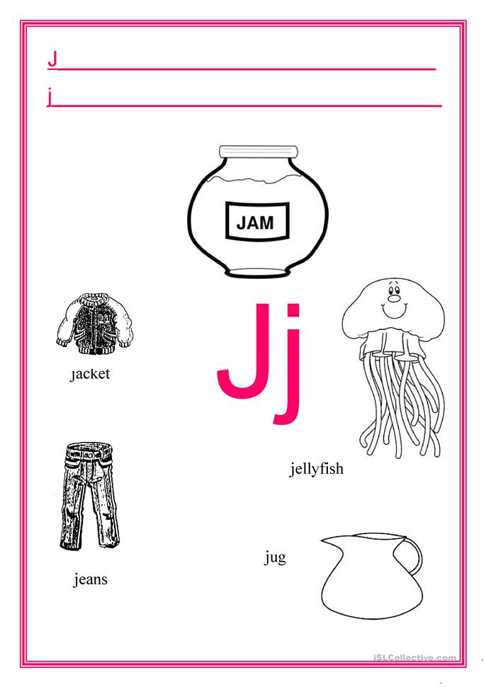 big_50388_alphabet_letter_j_1 J Worksheet For Pre on letter printable, about letter, letter matching, letter do dot, christmas letter, letter handwriting, letter fun, trace letter preschool, letter craft, letter recognition, letter cutting,