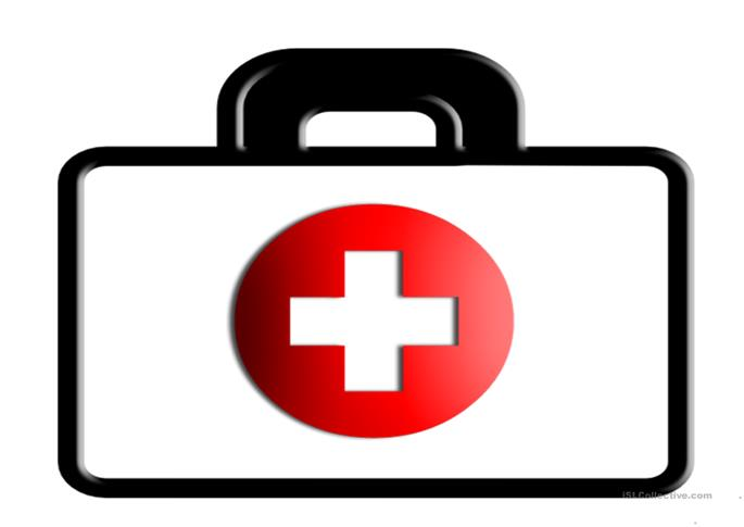 6 FREE ESL first aid worksheets – First Aid Worksheets