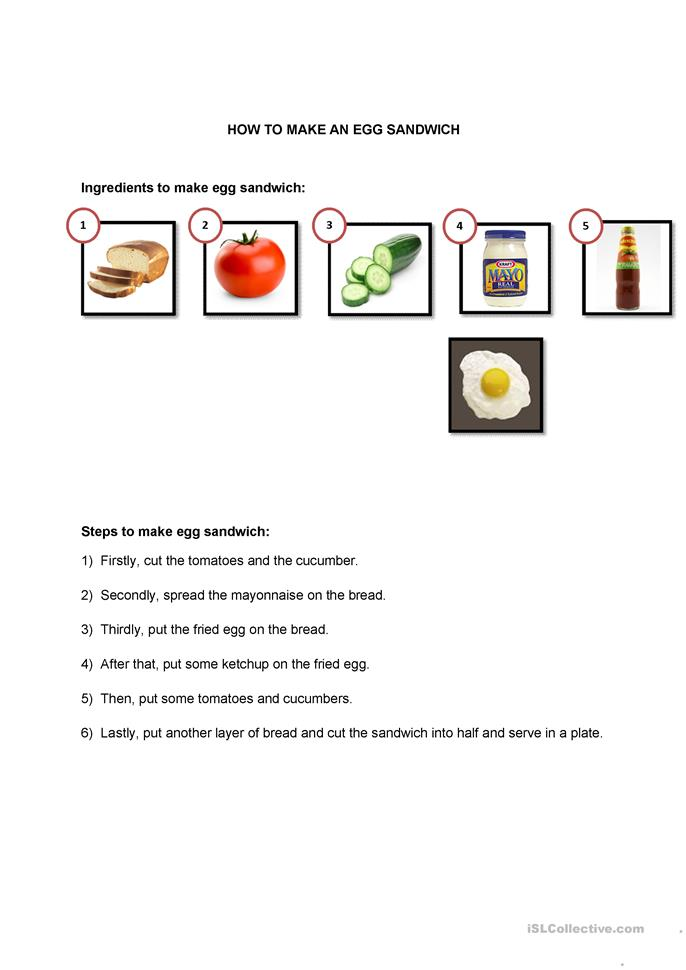 How To Make A Worksheet - Templates and Worksheets