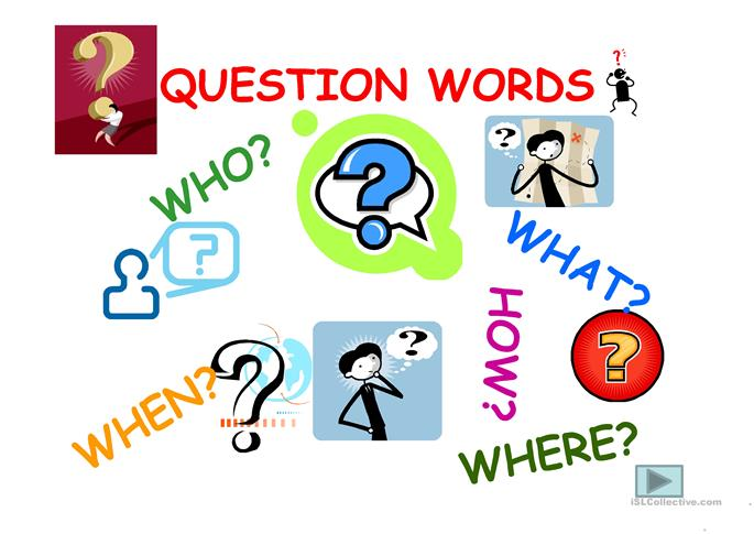 17 free esl questions wh questions open ended questions powerpoint