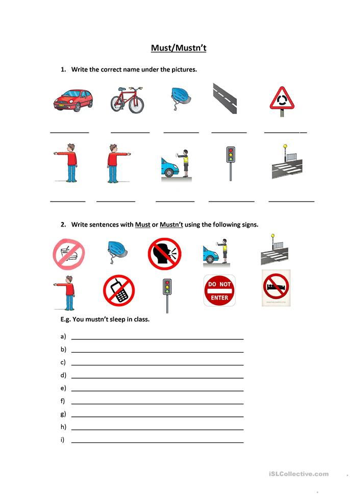 55 free esl signs worksheets community signs worksheets safety signs ...