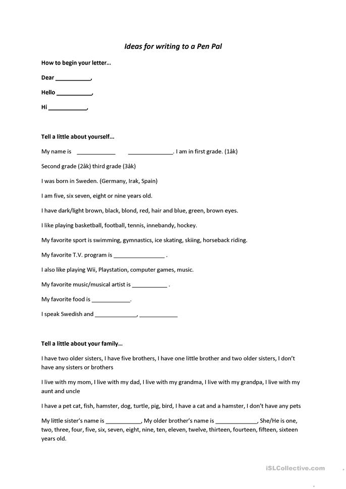 tell a little about yourself worksheet free esl printable worksheets made by teachers. Black Bedroom Furniture Sets. Home Design Ideas