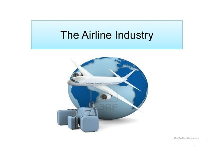 Marketing Management Assignment on : AIRLINE INDUSTRY RESEARCH