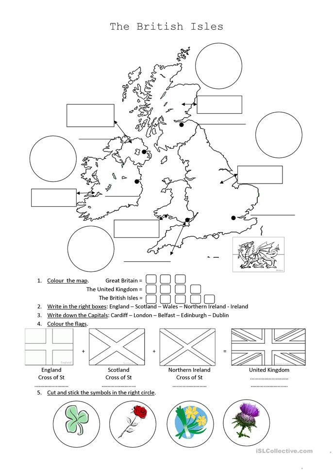 It's just a graphic of Crush Label the British Isles