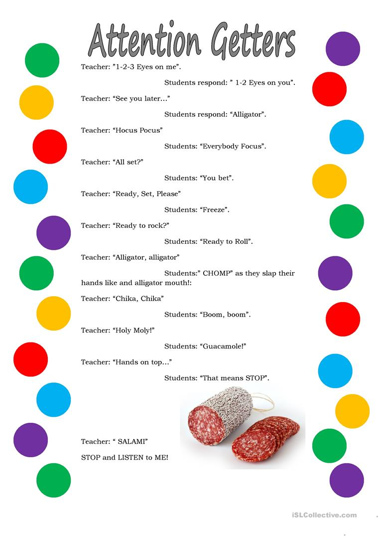 Visual Attention and Concentration - Free Printable Preschool ...