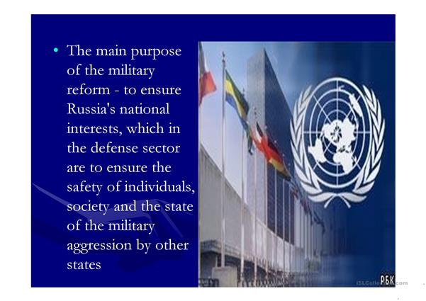 peacekeepers of Russia