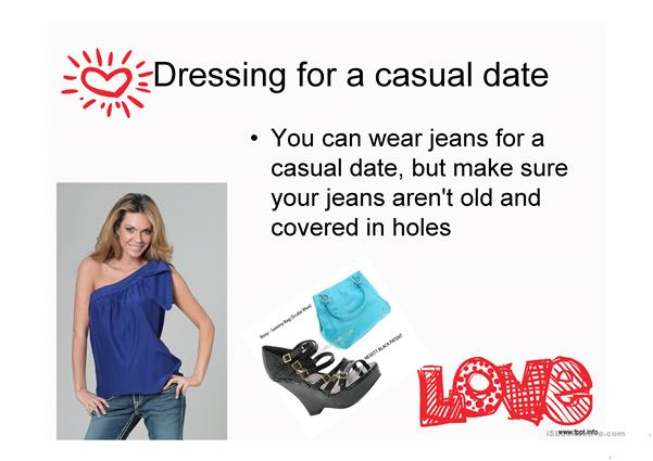 the first date and clothes