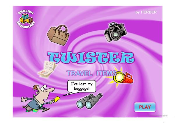 TWISTER PPT