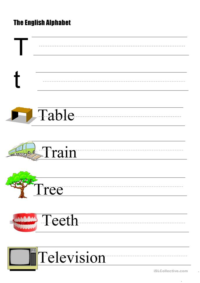 HD wallpapers letter writing worksheets for kids