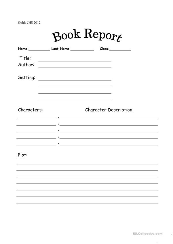 book report options high school 26 creative book report ideas - so many really unique and fun book report projects for kids of all ages kindergarten, grade, grade, grade, find this pin and more on school stuff by rebecca yates.