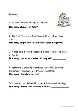 Relative Clause Worksheets Word  Free Esl Math Worksheets Rotation Of Shapes Ks2 Worksheets Word with Addition And Subtraction Of Fractions Worksheets Pdf Maths Problems In Words Simple Addition Writing Expressions Worksheet Word