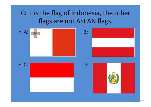 ASEAN odd one out