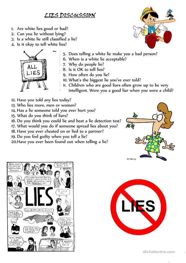 Lies Discussion