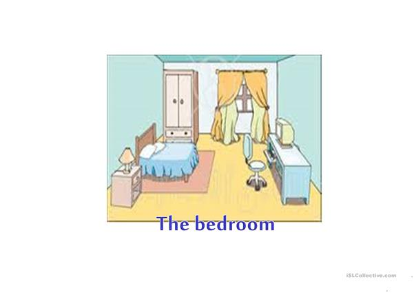 ROOMS IN THE HOUSE