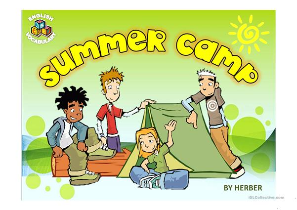 SUMMER CAMP PPT