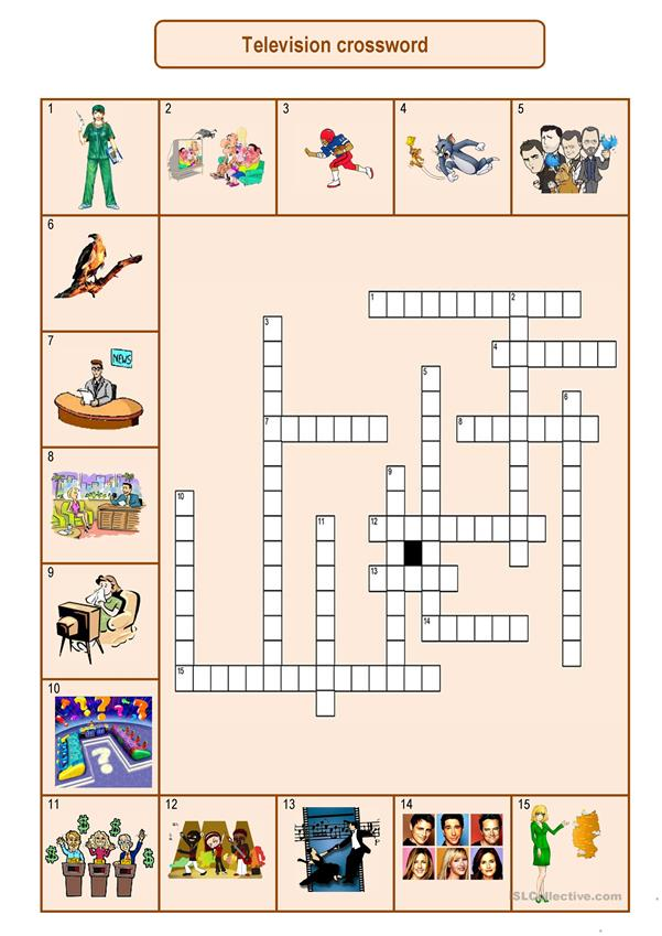 Television crossword