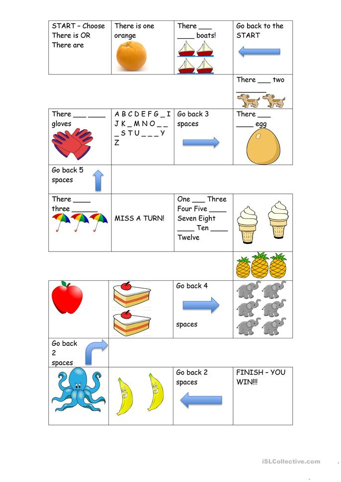 ... board game worksheet - Free ESL printable worksheets made by teachers