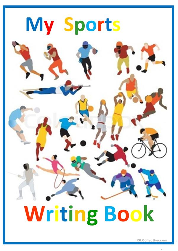 Creative Writing: My Sports Writing Book Cover