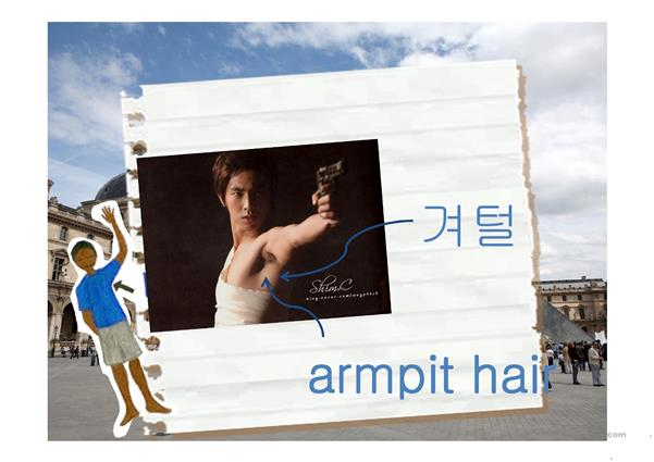 Everything about Armpit