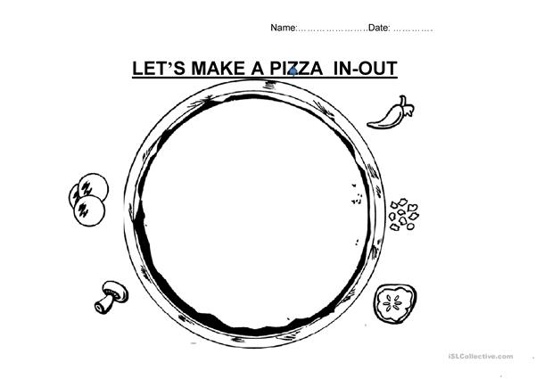 LET'S MAKE A PIZZA
