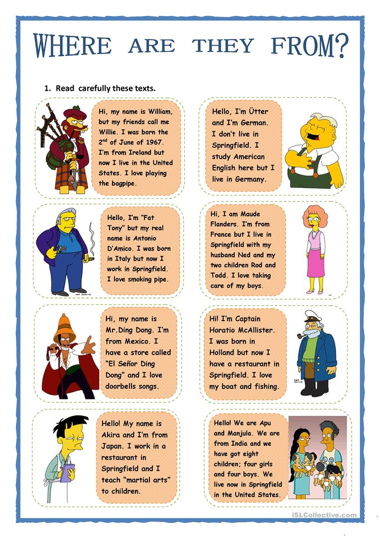 Place Value Decimals Worksheet Word  Free Esl Simpsons Worksheets 3rd Grade Solar System Worksheets with Volume Worksheets Excel Where Are They From Decimal Place Value Worksheet Word