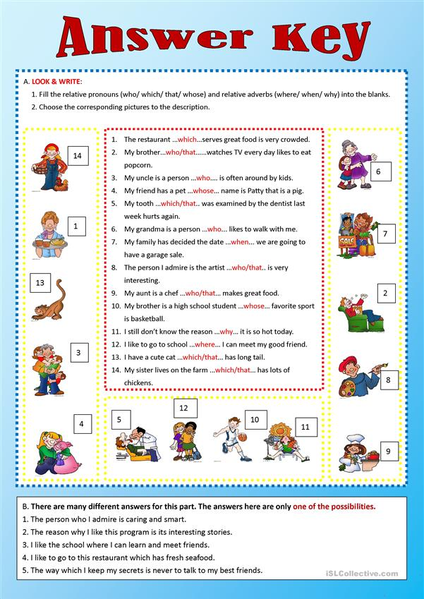 Relative Clauses-Part 2