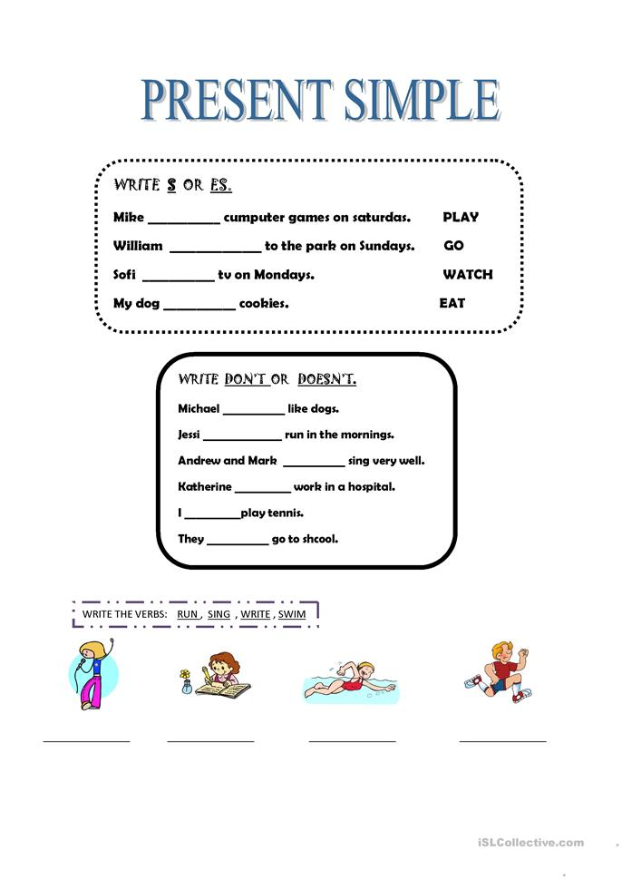 iSLCollective - Newest ESL printable worksheets