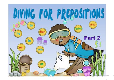 Advanced Level Prepositions With Verbs Worksheet Free Esl