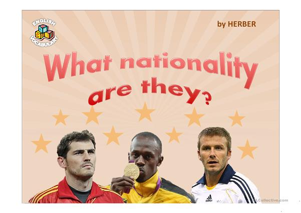 WHAT NATIONALITY ARE THEY?