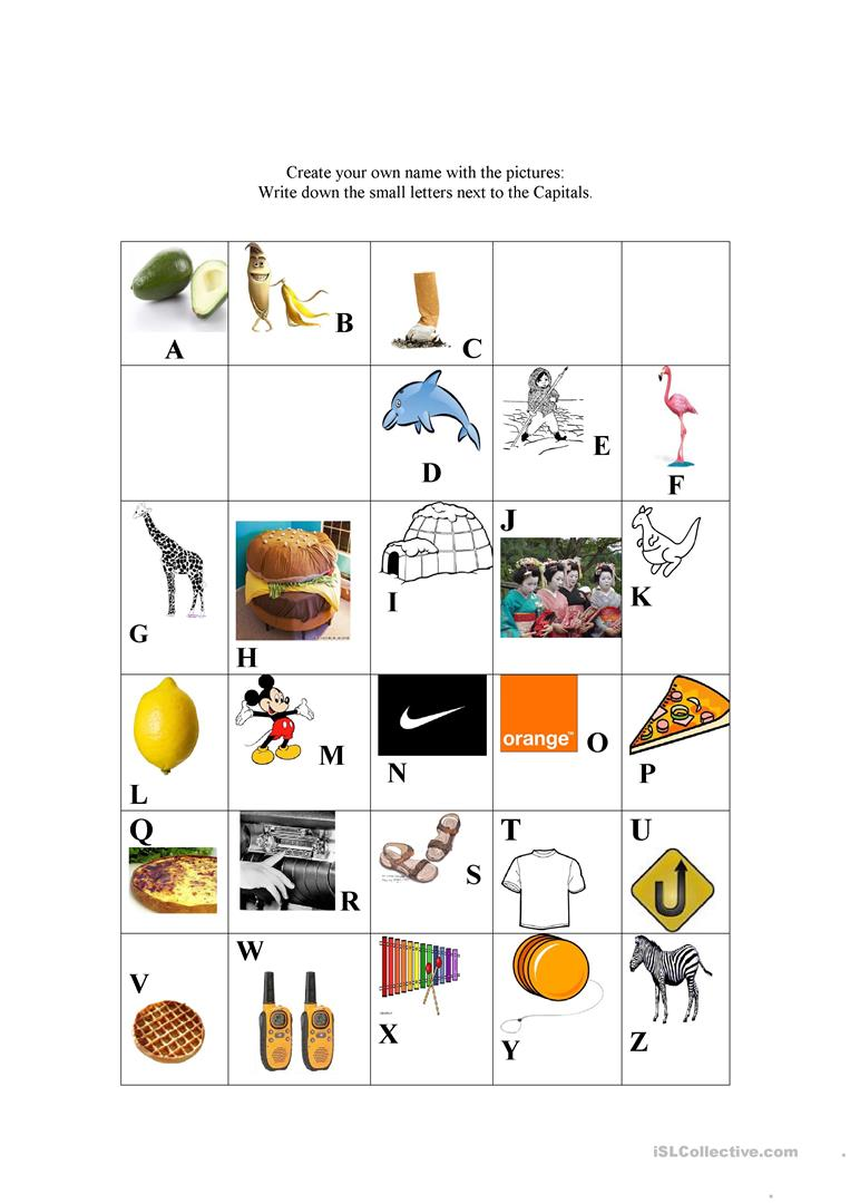 9 Free Esl Cognates Worksheets