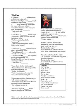 English ESL zombie worksheets - Most downloaded (14 Results)
