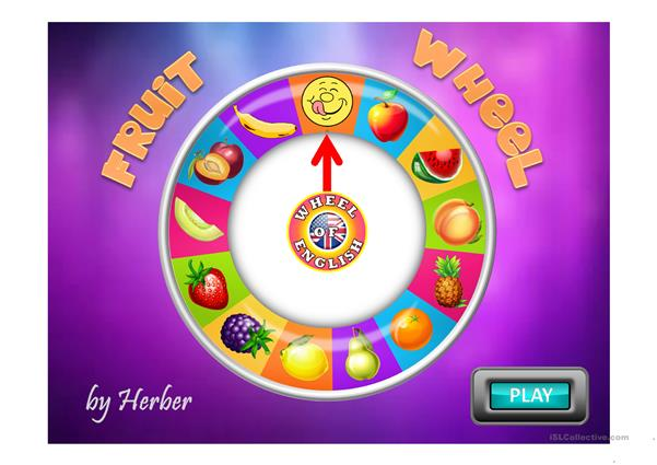 FRUIT WHEEL