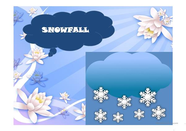 THE WEATHER VOCABULARY AND PAST SIMPLE AND PRESENT PERFECT SIMPLE