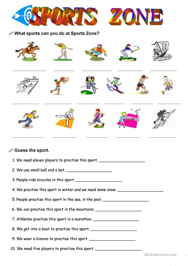 sports and sports equipment worksheet free esl printable worksheets made by teachers. Black Bedroom Furniture Sets. Home Design Ideas