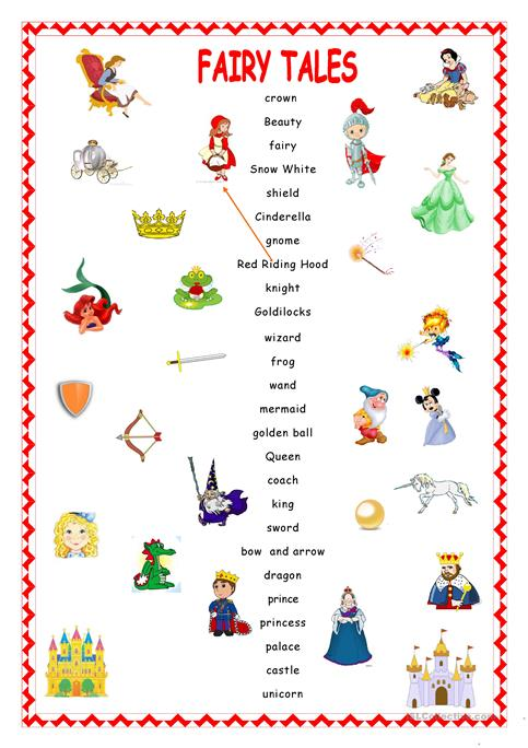 Spelling Worksheets: Kings, Queens, and Castles K-3 Theme Page at ...