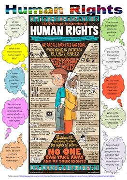 English ESL human rights worksheets - Most downloaded (18 ...