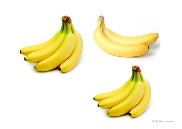How many bananas do you see