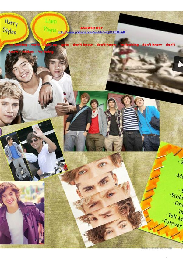 One Direction_What makes you beautiful