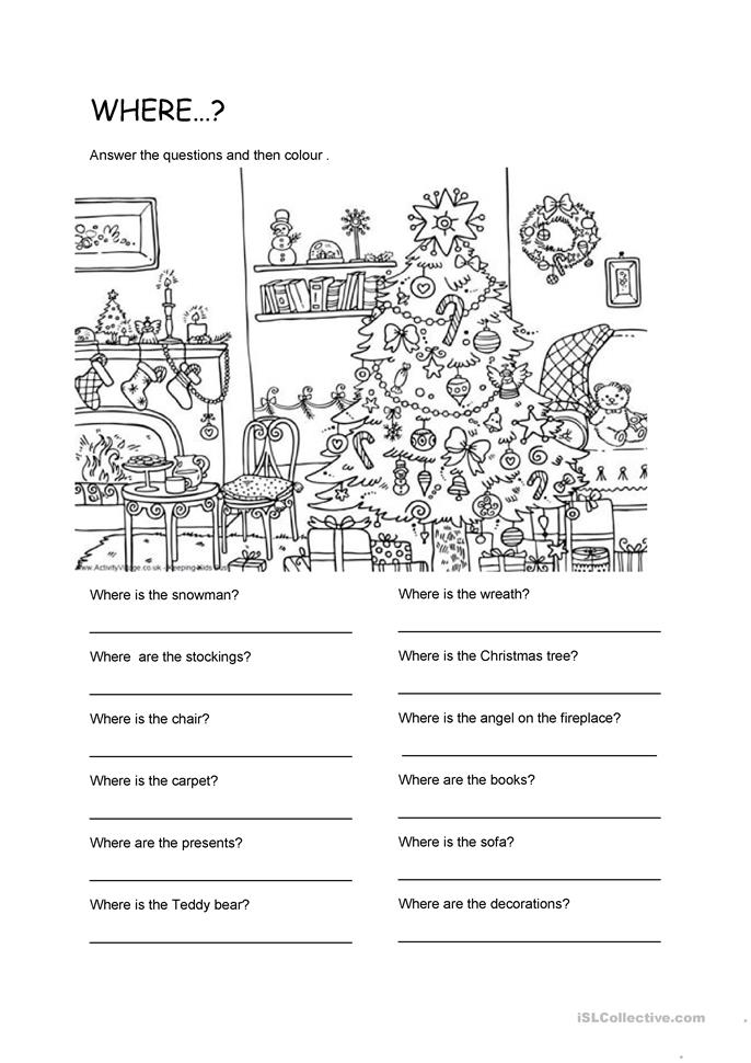 Where is the...? worksheet - Free ESL printable worksheets made by ...