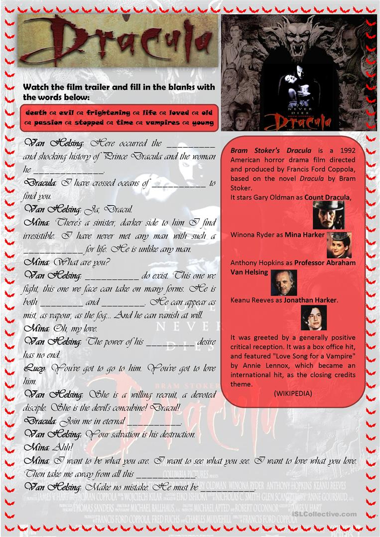 an analysis of the titular character of bram stokers dracula Dracula summary & study guide includes detailed chapter summaries and analysis, quotes, character descriptions, themes dracula summary & study guide includes themes and motifs styles this detailed literature summary also contains quotes and a free quiz on dracula by bram stoker.