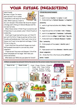 English ESL essay writing worksheets - Most downloaded (41 ...