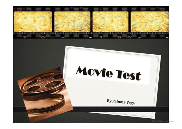 Movie Test