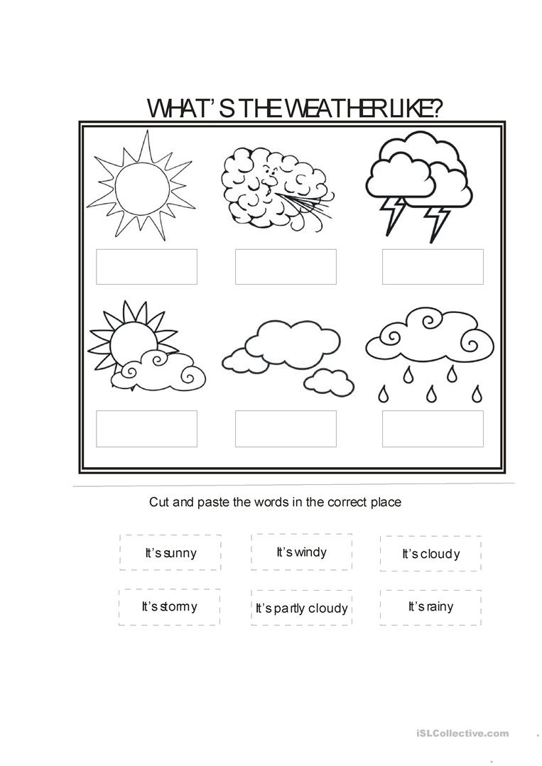 weather conditions worksheet free esl printable worksheets made by teachers. Black Bedroom Furniture Sets. Home Design Ideas