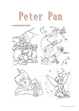 peter pan analysis An analysis of peter pan - a book i find fascinating - particularly looking at gender and performance x -- my books: the beginning of the world in the middle.