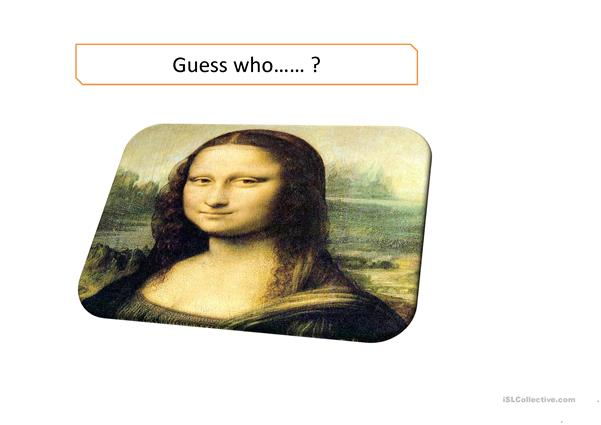 ppt about art