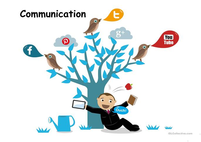the television as means of communication (usually used with a plural verb) the means of communication, as radio and  television, newspapers, magazines, and the internet, that reach or influence  people.